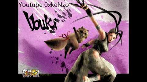 Super Street Fighter 4 Ibuki Theme Soundtrack HD