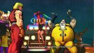 (Super) Street Fighter IV (AE) - Ken's Rival Cutscene English Ver
