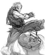 SFIV PC Concept Art Various 03