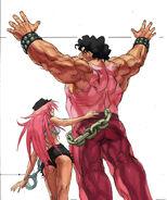 Hugo & Poison-SFIII 2nd Impact