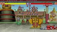 Street Fighter II The World Warrior Dhalsim Ending.
