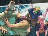 Street Fighter V/Character Story