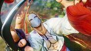 Street Fighter V Vega Reveal Trailer