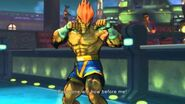 Super Street Fighter IV (AE) - Adon's Rival Cutscene English Ver