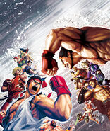 Street Fighter x Tekken-3