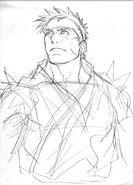 SFIIING-Ryu concept