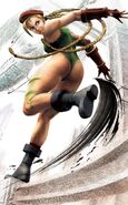 Cammy-White Super-Street-Fighter-IV-Arcade-Edition