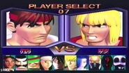STREET FIGHTER EX - Early Development Version
