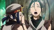 Screenshot of SSFIV Ibuki's Ending 2