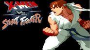 X-Men vs Street Fighter Music - RYU