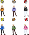 Ingrid alternate colors SFA3MAX