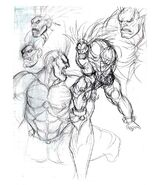 SFIV PC Concept Art Blanka 05