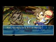 Ibuki Sakura Rival Gem Fighter