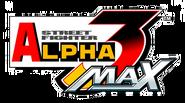 Street Fighter Alpha 3 MAX Logo
