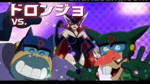 Tatsunoko VS Capcom Commercial -- Japan