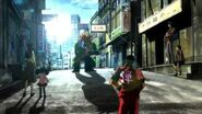 Street Fighter 4 Blanka's Ending