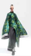 SFV Fang's Battle Costume