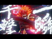 Street Fighter V- Akuma - Garuda Costume Trailer