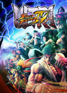 Ultra-streetfighter4-poster