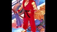 Street Fighter II CPS-1-Ken Stage