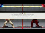 Street Fighter V- V-Shift Demonstration