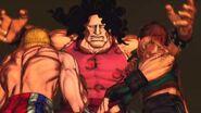 SFXT - Poison Hugo Rival Battle Cutscene