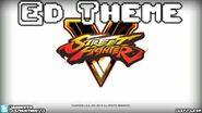 STREET FIGHTER V Ed Theme (long version)