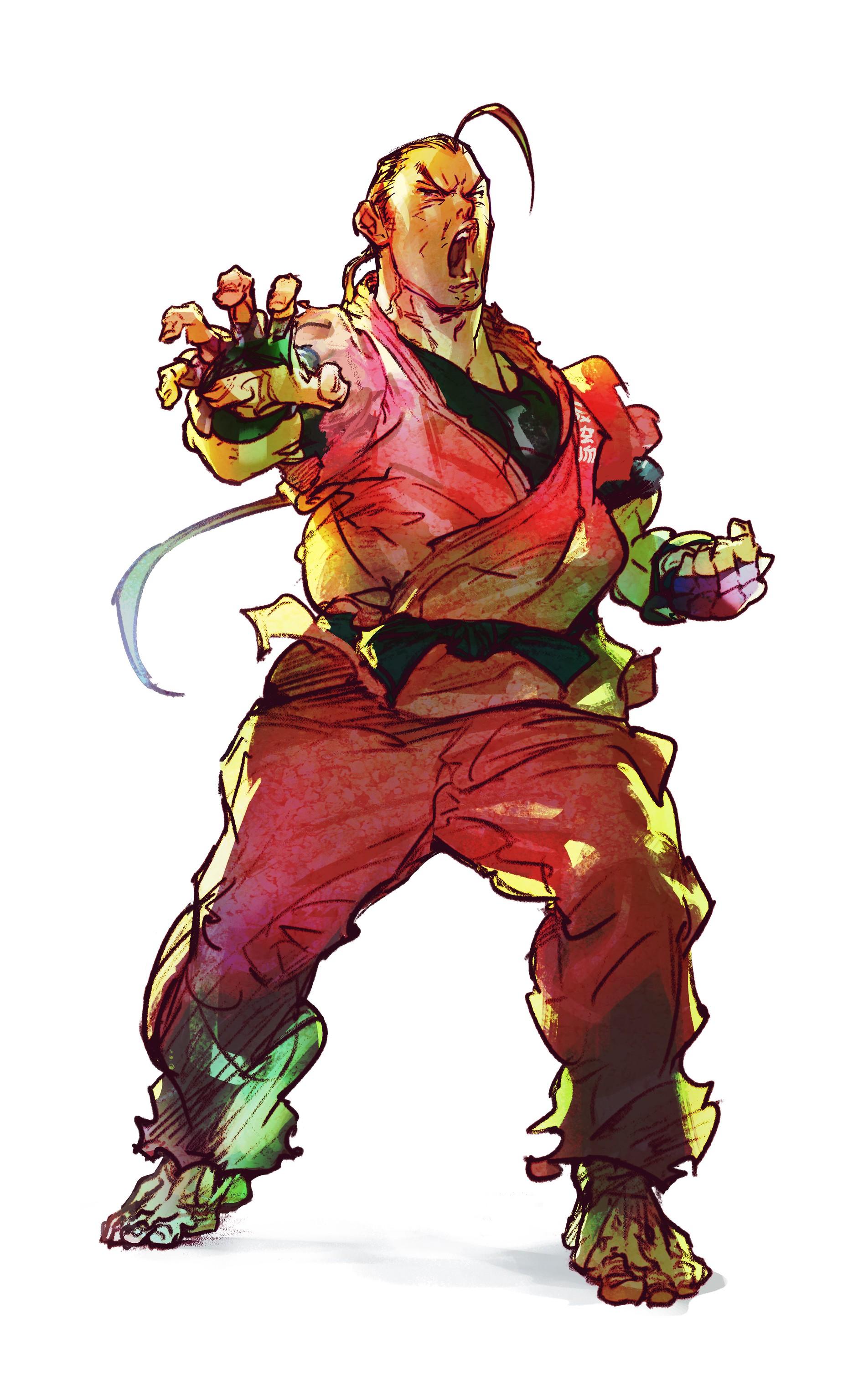 Dan Street Fighter Wiki Fandom