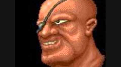 Street Fighter (1) Sagat Theme