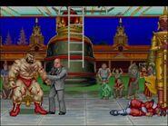 Street Fighter II' - Zangief Ending
