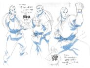 SFIV PC Concept Art Dan 05