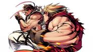 SSFIITR-Ryu & Ken