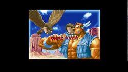 Super Street Fighter II X T. Hawk Ending