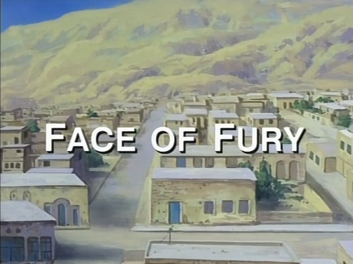 Face of Fury