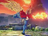 Pyro Quarrel Kick