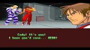 Street Fighter Alpha 3 - Cody Ending