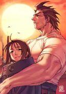 Daigo and Akira