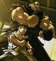 Gouken y Ryu