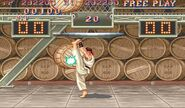 Ryu-sf2-barrelbonus