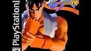 Street Fighter EX Plus Alpha-Garnet Sky (Cracker Jack & Blair Dame)