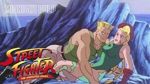 '90s Street Fighter comedy is not for kids 😂 Midnight Pulp