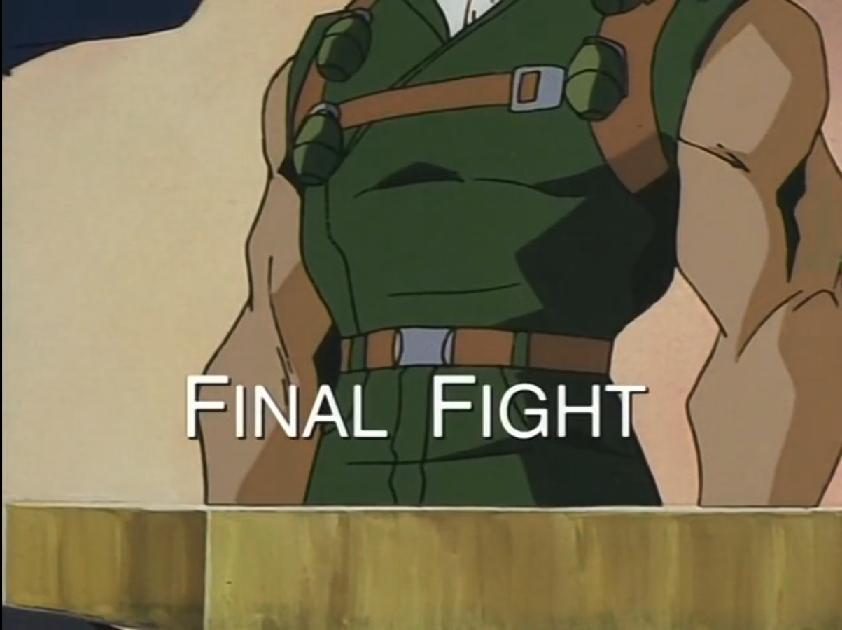 Final Fight (episode)