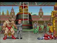Street Fighter II - Zangief Ending