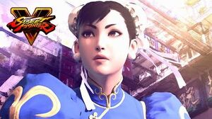 Street Fighter V Full Length CG Trailer