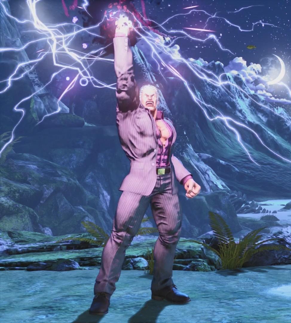 Indignant Thunder