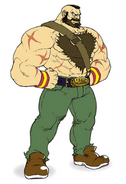 Zangief-mayor