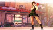 Street Fighter V- Arcade Edition – Sakura Reveal Trailer
