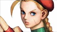 Super Street Fighter IV - Cammy's voice samples (English).