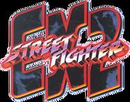 Street Fighter EX 2 logotipo