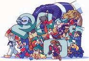 New Year 2000